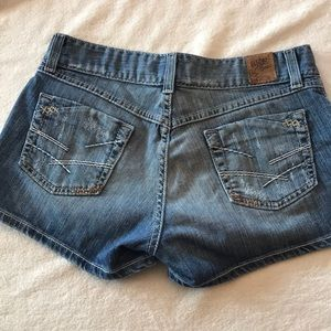 Buckle Bke Culture Stretch Shorts size 28